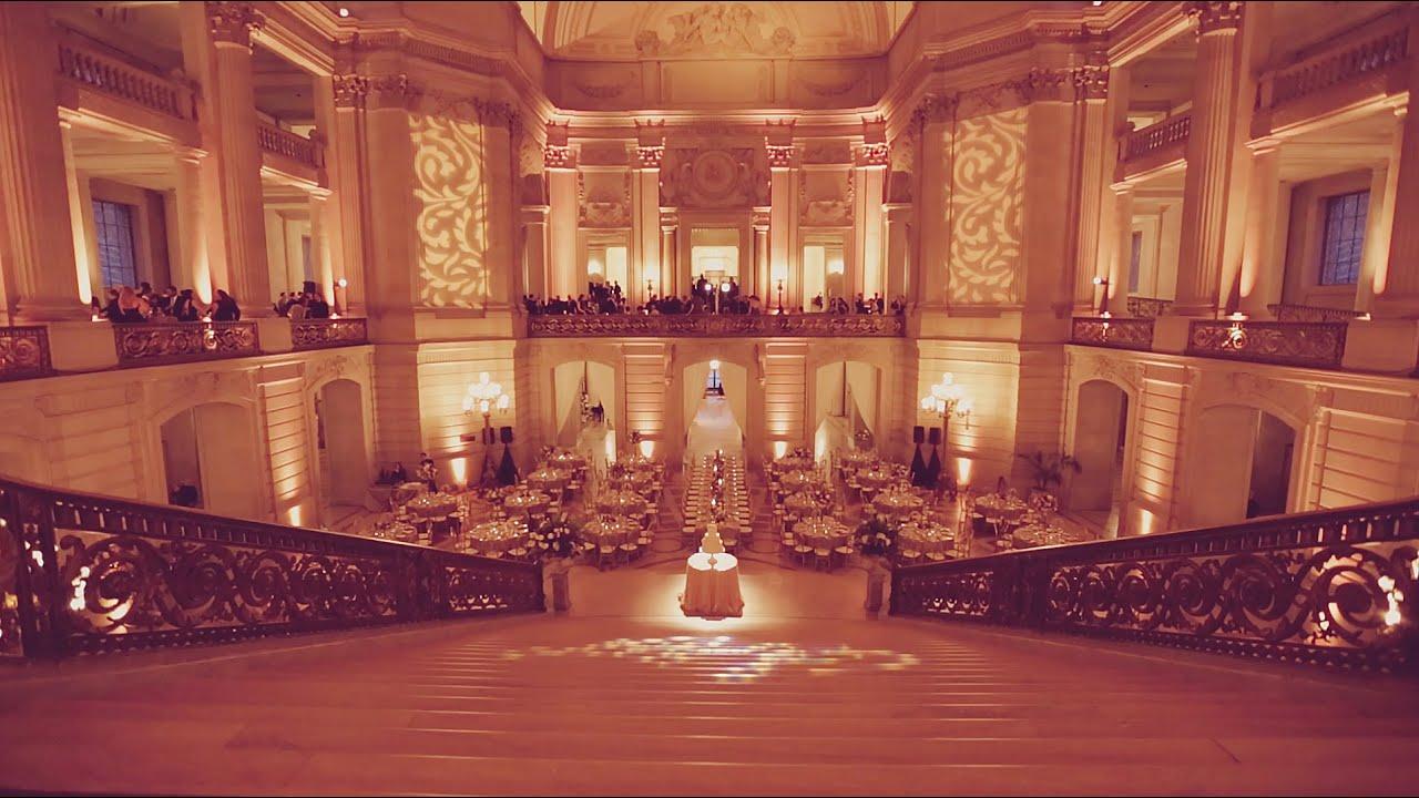 City Hall Wedding Ceremony San Francisco