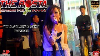 INDAH PADA WAKTUNYA ~ ELDA VERONICA ~ THE ROSTA LIVE SMAN 1 PARE 2018 [music video]