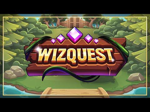 WizQuest Launch Trailer