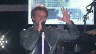 Bon Jovi Live – You Give Love A Bad Name