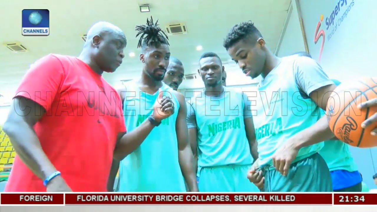 Putting Nigeria's Basketball House In Order Pt.1 |Sports Tonight|