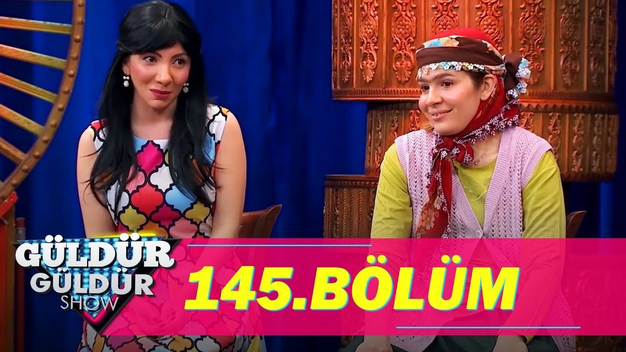 Güldür Güldür Show 145.Bölüm (Tek Parça Full HD)