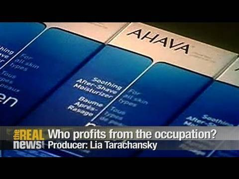 Who profits from Israeli occupation?