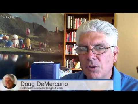 Colorado Business Hangout October 16 2013