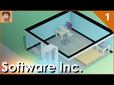 Software Inc (Alpha 9) - Part 1