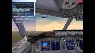 Flight Simulator X (FSX) Tutorial - How To Fly