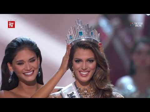 Miss France beat Haiti for Miss Universe title