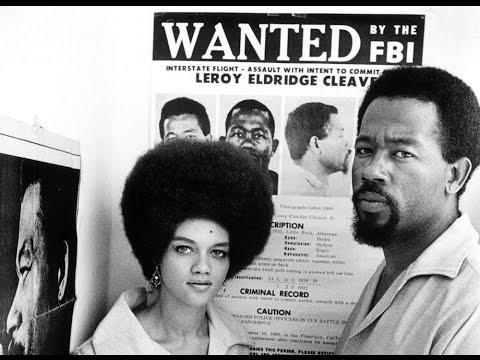 Eldridge Cleaver, Black Panther (1970 Documentary)