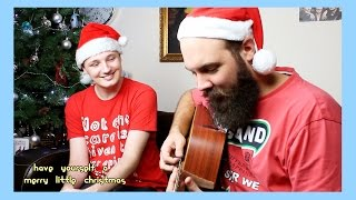 Have Yourself A Merry Little Christmas - Judy Garland (Cover) with Dave Giles