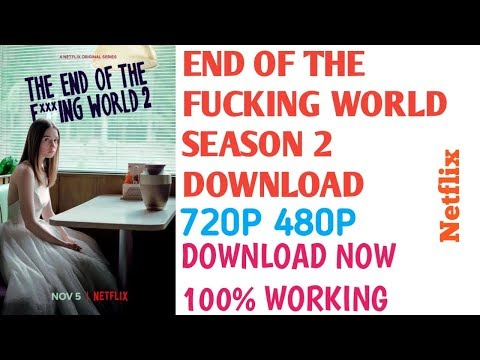 End Of The Fucking World Season 2 Download   The End Of The F***ing World Season 2 Download