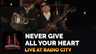 """Never Give All Your Heart"" - Joe Bonamassa - Live at Radio City Music Hall"