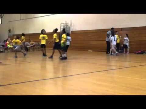 Stocking Elementary school basketball