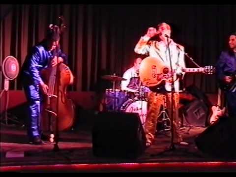 John Barron Band 2000