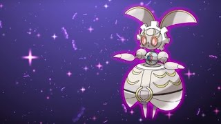 Pokemon Sun and Moon Official Add the Power of Magearna Trailer