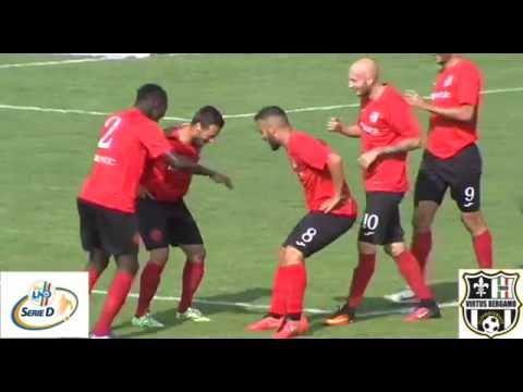 Virtus Bergamo 1909-Seregno 5-1, Quinta giornata d'andata Serie D Giorne B 2016/2017