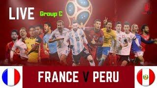 FRANCE V PERU LIVE ON BOROFANTV