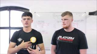 RYAN OLIVER; Ring return, Stevie Bell, Big Macs and Strength work with Mark Council