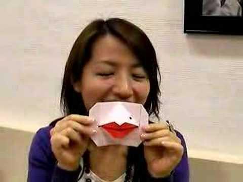 クリスマス 折り紙 : 折り紙 面白い : youtube.com