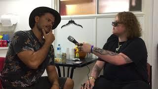 Ash Grunwald Interview (EXPLICIT) 26/01/2018