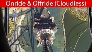 Heide Park - Krake - Dive Coaster - Onride & Offride (Klarer Himmel / Clear sky) [POV]