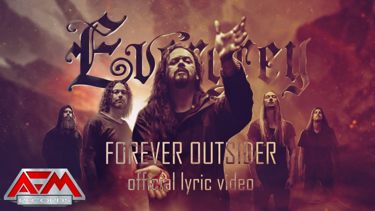 Evergrey lança Single do novo Álbum.