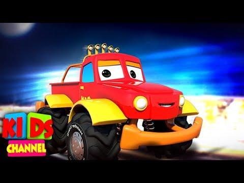 Kids Car Cartoon Shows | Street Vehicles | Cars & Trucks Stories | Vehicle Videos for Babies