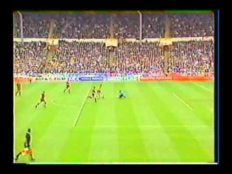 7aa6d5c33b 1995 (June 11) England 1-Brazil 3 (Umbro Cup).avi - YouTube