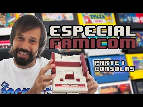Especial FAMICOM parte 1 : CONSOLAS