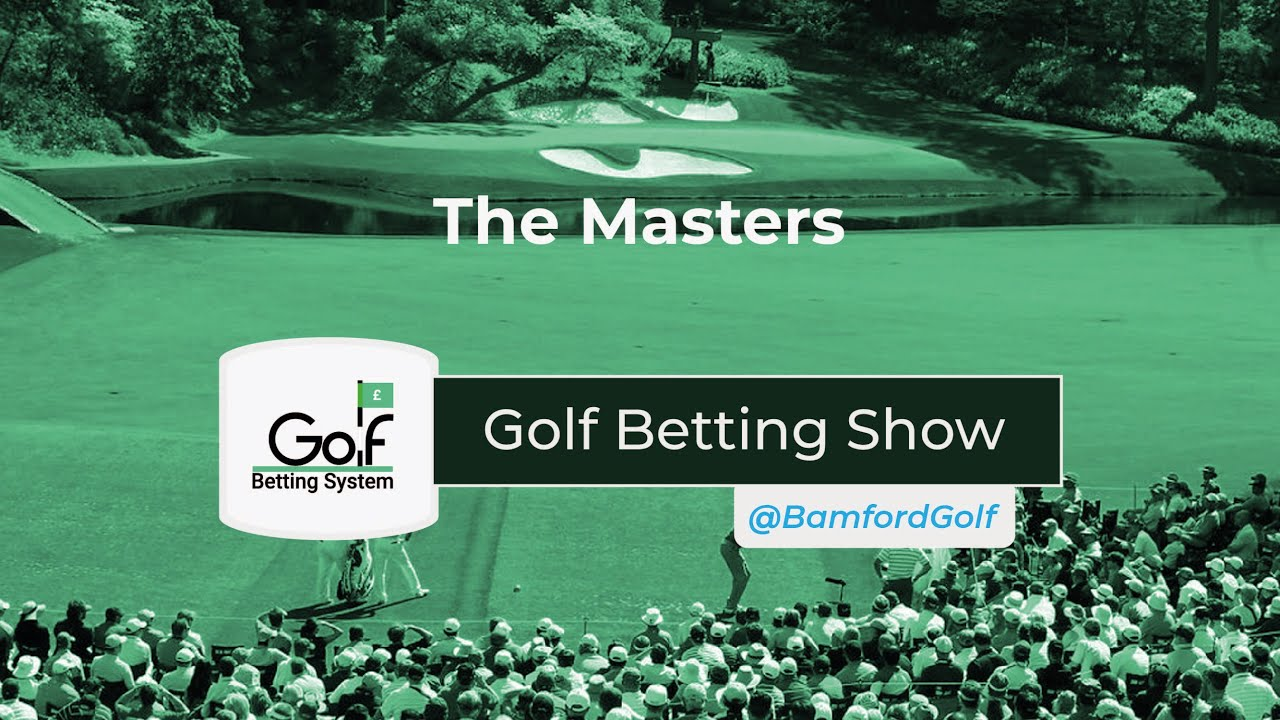golf betting tips masters