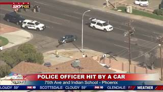 FULL UPDATE: Phoenix Police Officer Killed In Car Collision