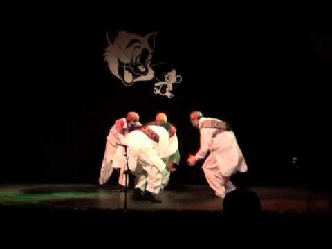 Sindhi dance at Pakistan cultural festival by PSA Stockholm