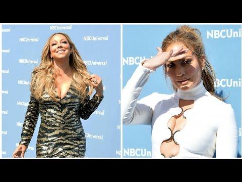 Mariah Carey Throwing Shade At Jennifer Lopez: A History Mp3
