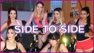 Ariana Grande - Side To Side ft. Nicki Minaj | Coreografia con Lyna y Frutilla Picante