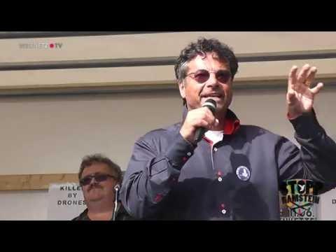 STOPP RAMSTEIN: Diether Dehm gegen antideutsche Lügenprofis