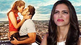 deepika s amazing response to ranveer singh s 23 kisses in befikre
