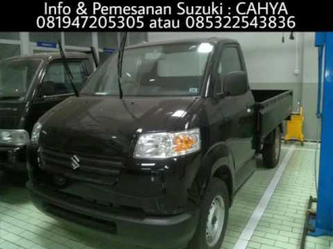 Suzuki Apv Megacarry Pickup