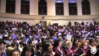 CDR Convegno-Pellegrinaggio 2014: Preghiera e saluti iniziali