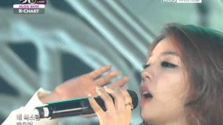 [Music Bank K-Chart] Ailee - Heaven (2012.03.09)