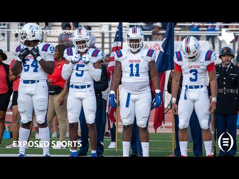Lancaster High School vs Duncanville High School Football Highlights   2019 Texas Football