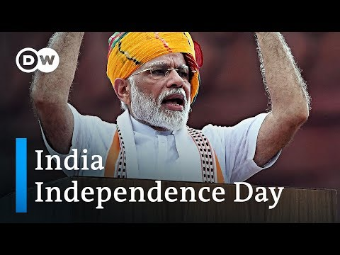 India PM Modi defends Kashmir policy in Independence Day speech | DW News