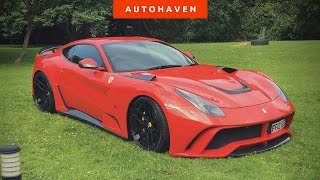 Ferrari F12 - Best Sounding Car on the Planet!?!?!?!? | Forex Millionaire