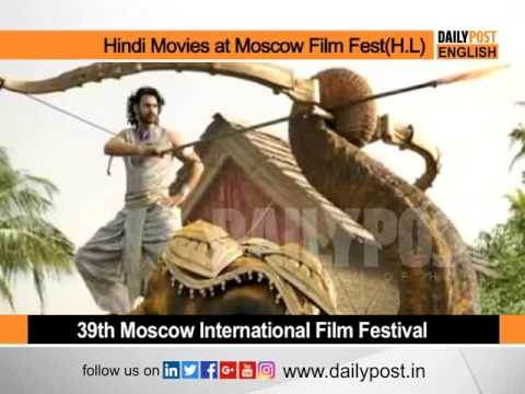 For the first time, Hindi Movies at Moscow Film Fest