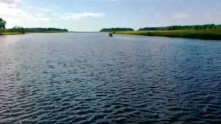 Рыбалка на Рыбинском водохранилище 3