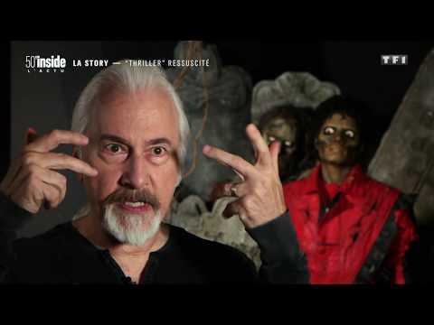 michael jackson  THRILLER 3D  HD    avant première à  Paris