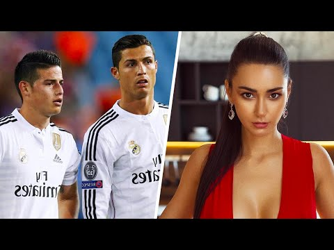 How Cristiano Ronaldo set James Rodriguez up with a model - Oh My Goal
