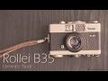 "Rollei B35 (Camera is ""Stuck"")"