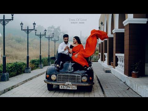 Tons Of Love   Best Pre-Wedding Shoot Mumbai   SUMANT -SIDDHI  