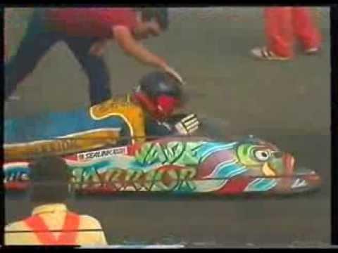 1985 The Jade Warrior Drag Bike