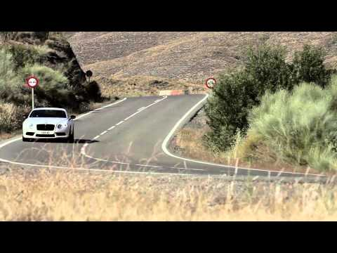 Bentley Continental GT V8 S Coupe promo