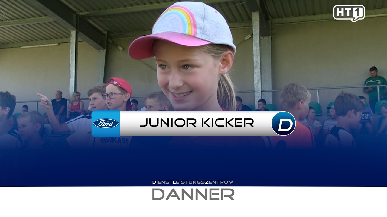 Youtube Video: Bezirksfinale Juniorkicker 2019